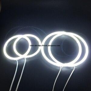 Image 5 - HochiTech per Volkswagen VW golf 4 1998 2004 SMD Ultra luminoso LED bianco angelo occhi 12V halo anello kit luce corrente di giorno DRL