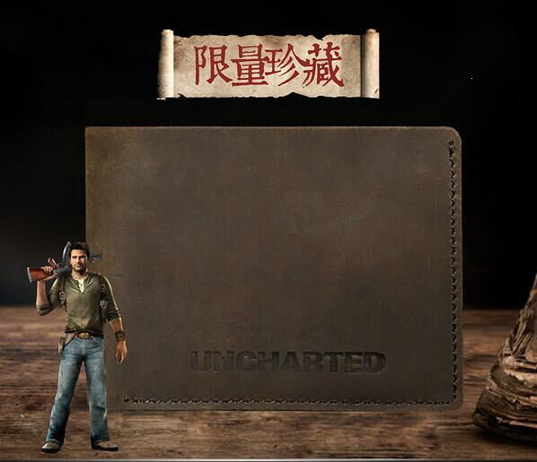 Wallet Action-Figure Uncharted Related-Products Game Special-Collections PS4