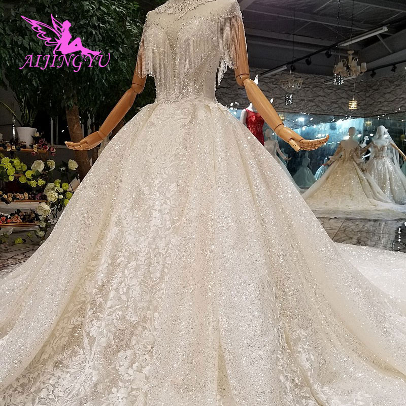 US $592.0 |AIJINGYU Discount Wedding Dresses Plus Size Alterations German  Outfits Bridal Frocks Buy Gowns Wedding Dress Buttons-in Wedding Dresses ...