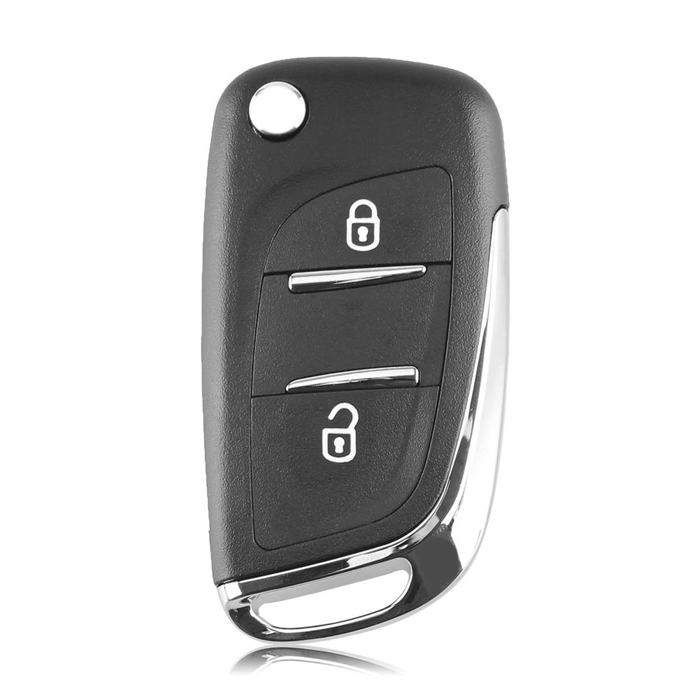 Case Chiave per Peugeot 307 408 308 3008 2BT DKT0269 CE0536 1