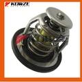 Thermostat 76.5C / 169.7F for Mitsubishi Pajero Monter 4 IV Sport Challenger Nativa Triton L200 4M40 2.8 Diesel ME191593