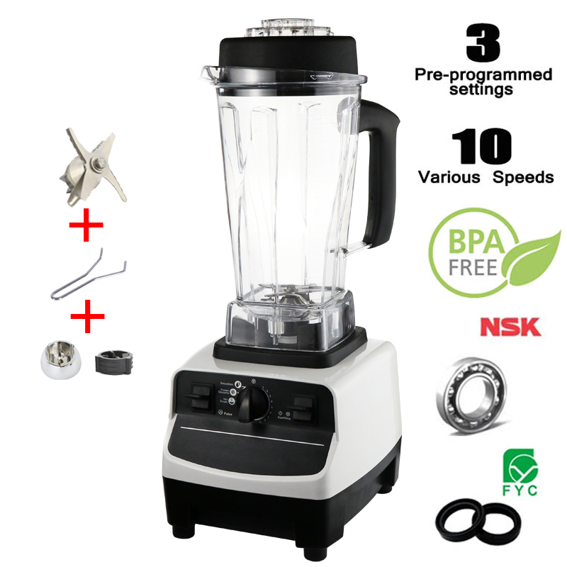 768-2S 3 Automatic Gear Blender for Kitchen Commercial blender Mixer Juicer  Smoothie Food Processor BPA Free Blender for RU768-2S 3 Automatic Gear Blender for Kitchen Commercial blender Mixer Juicer  Smoothie Food Processor BPA Free Blender for RU