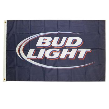 Bud Light Beer Large Indoor Outdoor Banner Flag Custom Any Flag banner