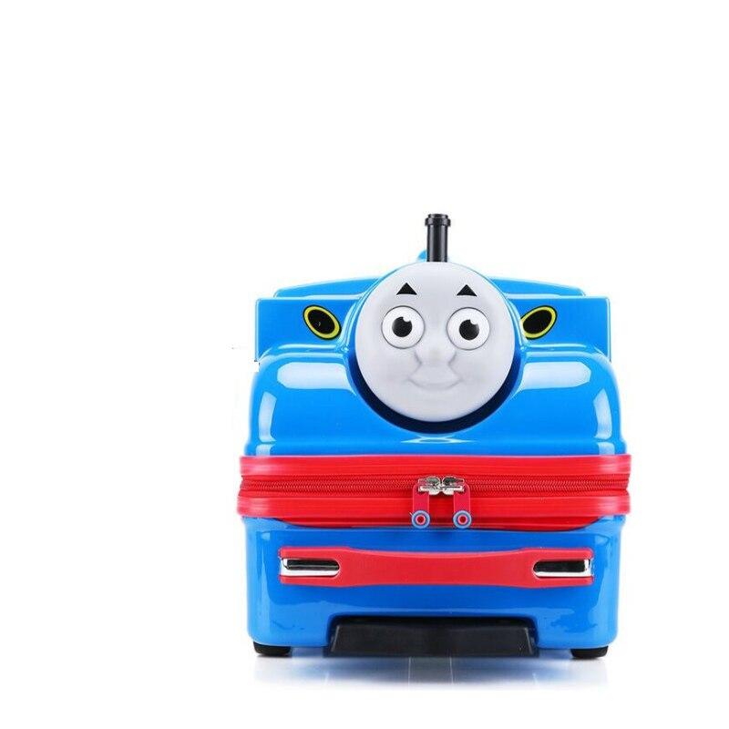De cuento de niños cabaña maleta en PC ABS juguete caja de viajes bolsa para los niños-in De mano from Maletas y bolsas    2