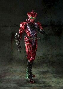 Image 5 - Original BANDAI SPIRITS Tamashii Nations SIC / SUPER IMAGINATIVE CHOGOKIN Action Figure   Kamen Rider Alpha