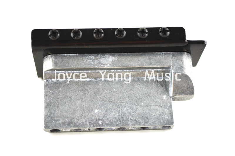 Niko Black Electric Guitar Bridge Tremolo Bridge System For Fender Strat  Style Electric Guitar Free Shipping