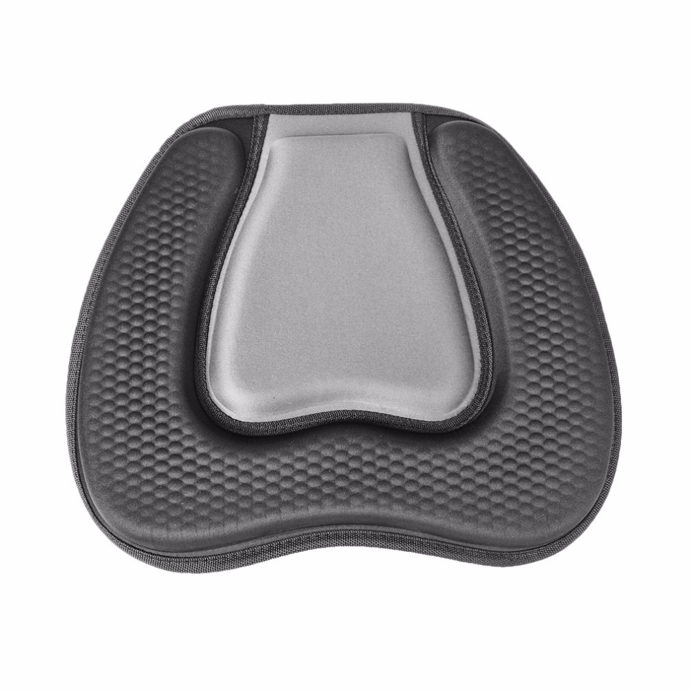 Soft Comfortable EVA Padded Seat Cushion On Top Backrest Seat for Outdoor Kayak Canoe Dinghy Boat Accessories ...