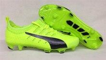 2018 PUMA Men s Evopower Vigor 1 FG Soccer Shoe Soccer Cleats Sneakers  Sports Shoes 6 COLOR SIZE39-45 5db795633