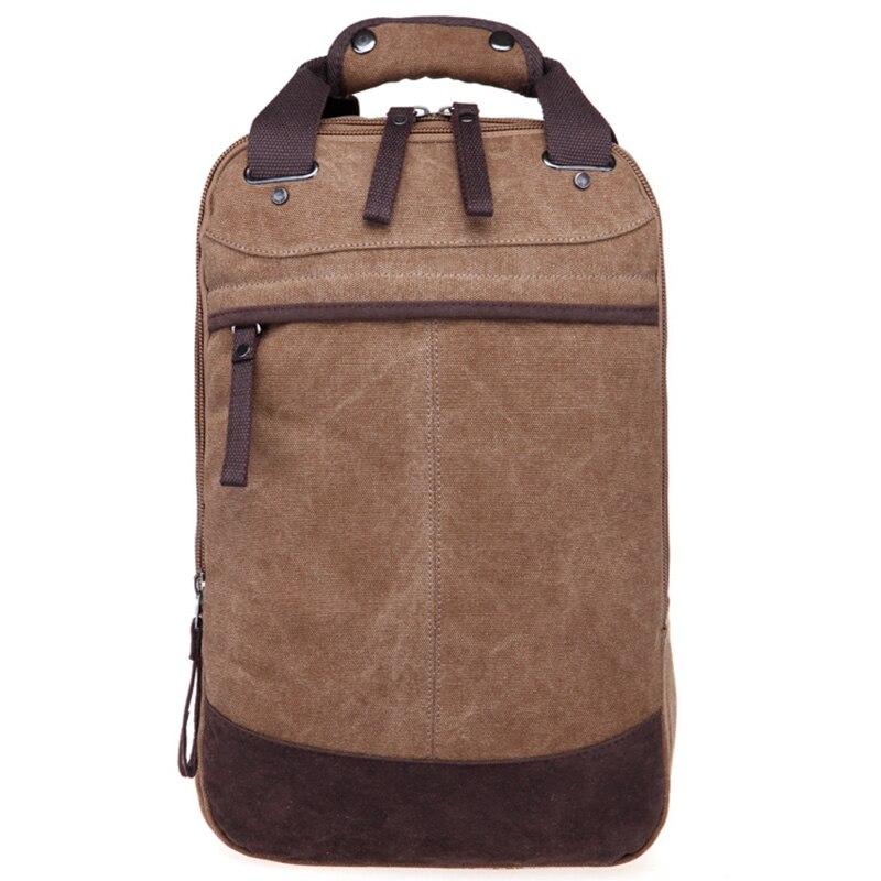 Casual Backpack Women Vintage Men Rucksack Canvas Bagpack Travel Bag High Quality School Bag For Teenager Boys College Mochila