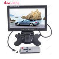 7 Inch CAR Display Monitor TFT Color LCD Car Rear View Camera Monitor For DVD VCD