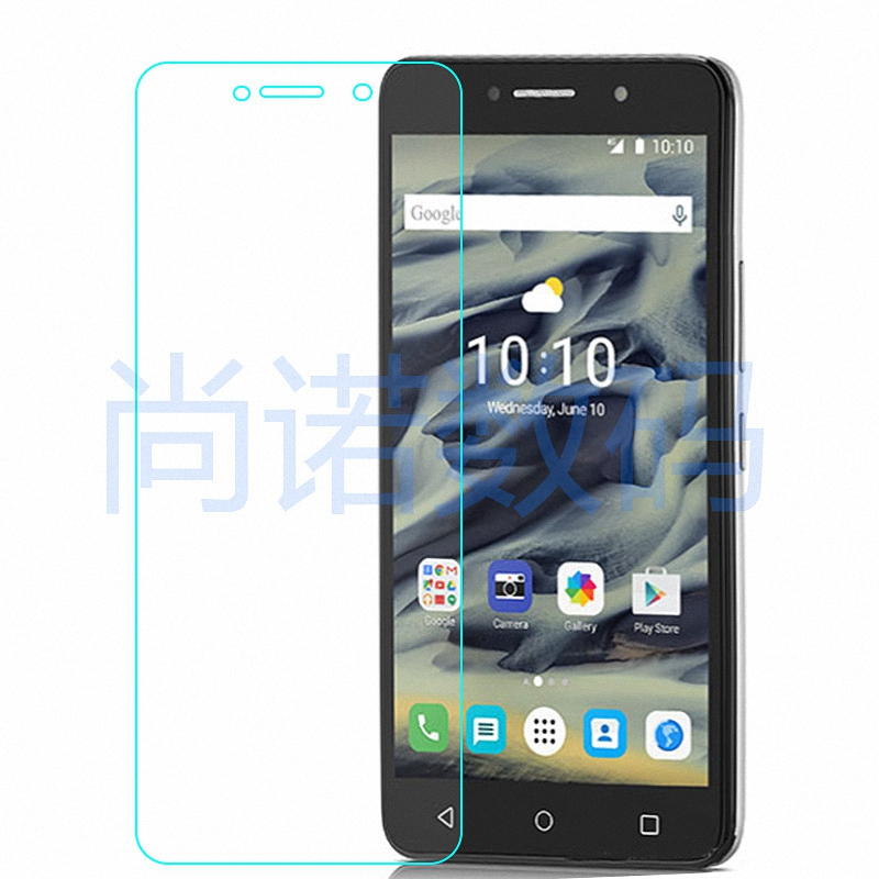 "4G 7/"" 7 5 Pack Clear Tablet Screen Protector Guard For Alcatel Pixi 4"
