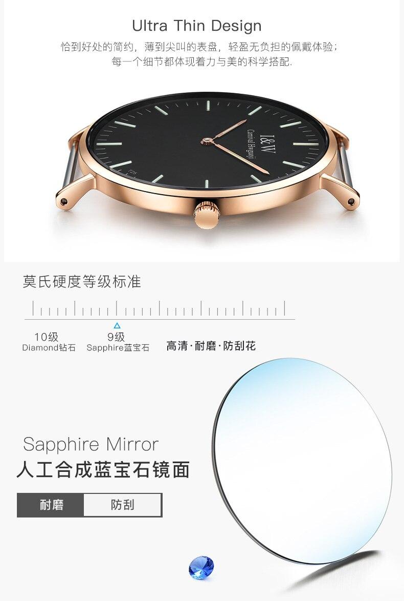 2018 Mens Relógios Top Marca de Luxo