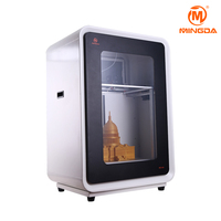 2018 Newest MINGDA MD 6H 3D Printer Large Size 400x300x500mm 3D Printer Machine for STL File 3 D Designs