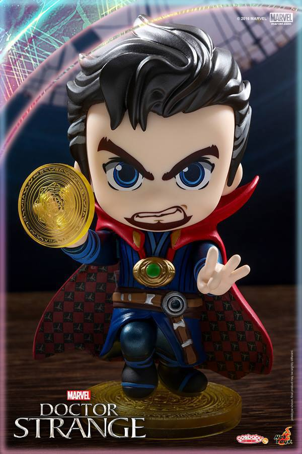 Doctor Strange 1/10 Scale Painted Figure Doctor Strange Doll Brinquedos Anime PVC Action Figure Collectible Model Toy 8cm KT3402