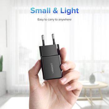 Ugreen 5V 2.1A USB Charger for iPhone X 8 7 iPad Fast Wall Charger EU Adapter for Samsung S9 Xiaomi Mi 8 Mobile Phone Charger 1