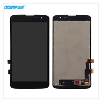A High Quality 5 Black For LG Q7 X210 X210DS LCD Display Touch Screen Digitizer Assembly