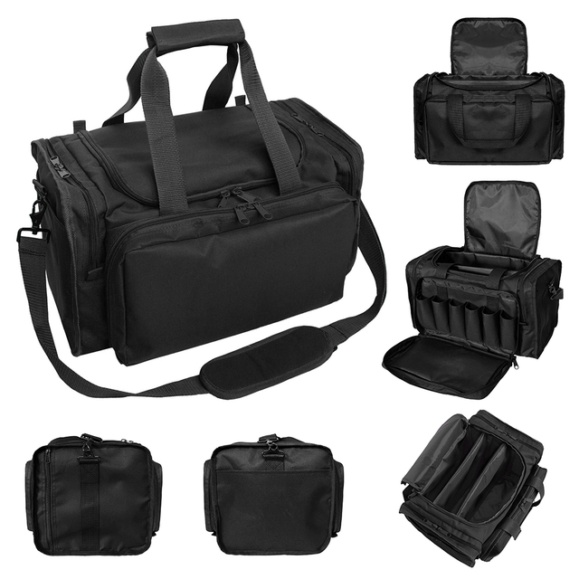 559a98cff8 Outdoor Sports Travel Activity Bag Multifunctional Tactical Duffel Bag  Military Gear Shooting Range Bag Shoulder Bags