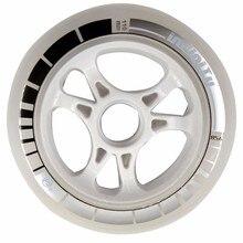 Free Shipping Professional Speed Skate Shoes Wheel Inline Skate wheel Roller Skating Wheel BIG wheels 100