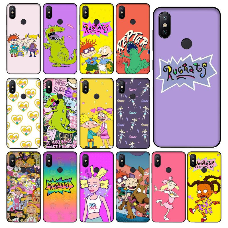 Half-wrapped Case Yinuoda Girl Sailor Moon Anime Newly Arrived Black Phone Case For Xiaomi Mi 6 Mix2 Mix2s Note3 8 8se Redmi5 5plus Note4 4x Note5