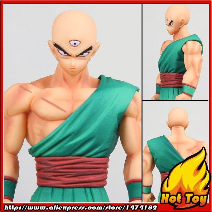 100% Original BANPRESTO Chozousyu Collection Figure Vol.6 - Tenshinhan from Dragon Ball Z earth 2 vol 6