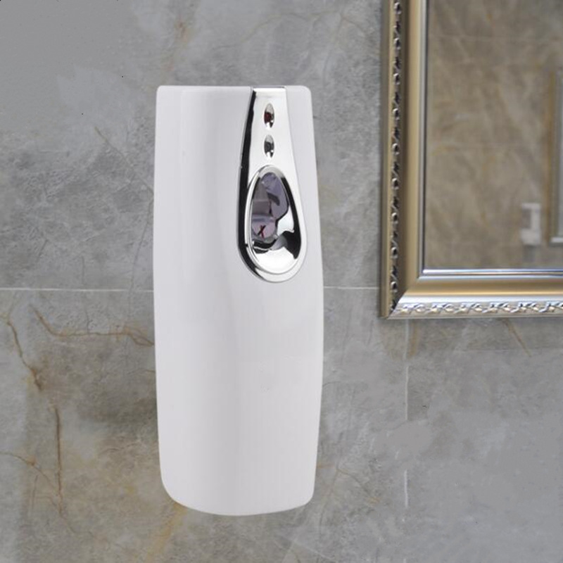 New upgrade automatic air freshener for hotel home toilet - Automatic bathroom air freshener ...