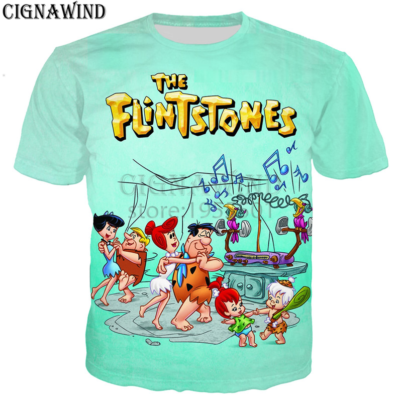 New Arrive Popoular The Jetsons Meet The Flintstones Hoodies 3d Print Fashion Harajuku Style Streetwear Unisex Tracksuit Tops Back To Search Resultsmen's Clothing