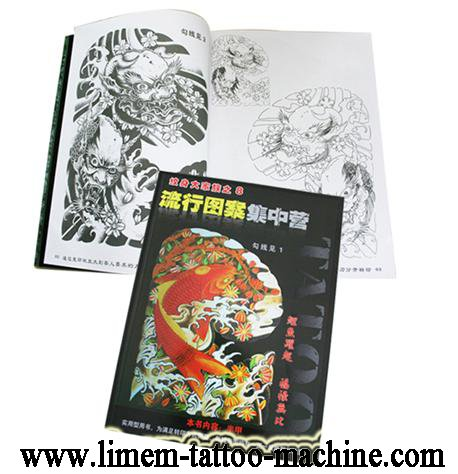 Tattoo book birds and beasts design tattoo books for tattoo art hot ...
