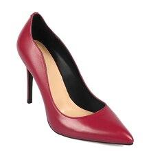 Женские модельные туфли на высоком каблуке Astabella RC316_BG010001-06-1-2 женская обувь из натуральной кожи для женщин