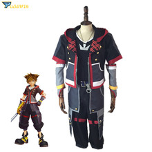 Anime Kingdom Hearts Sora Cosplay Costume Custom Made
