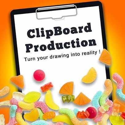 Climax-ClipBoard Production Magic tricks