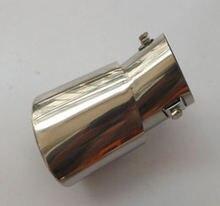 2 шт глушитель выхлопной трубы из нержавеющей стали для nissan