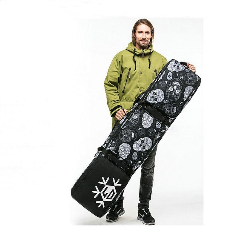 2019 nouveaux sacs de Ski adultes 148 cm 158 cm 168 cm grand sac de Snowboard sac à dos sac à bandoulière unique