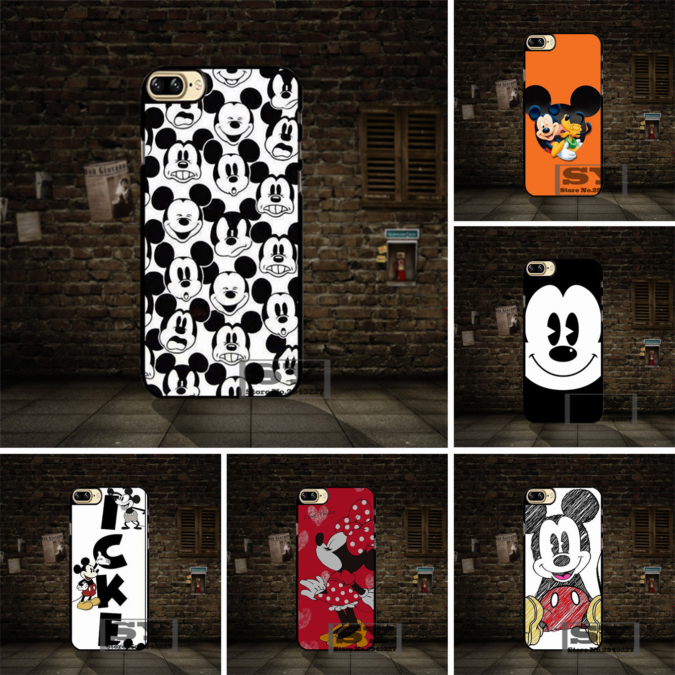 Newest Mickey Mouse cell phone Case Cover For Samsung ...