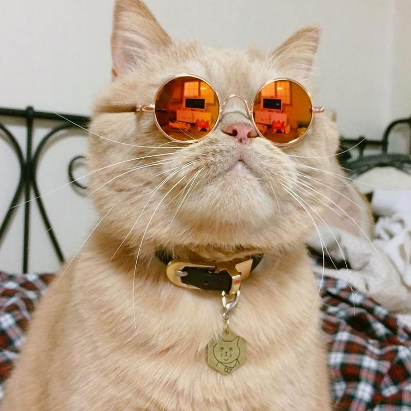 2017 Mini Tamaño Vintage Retro Gafas redondas Retro Hippie gafas de sol Espejo lente gafas de sol de una pieza