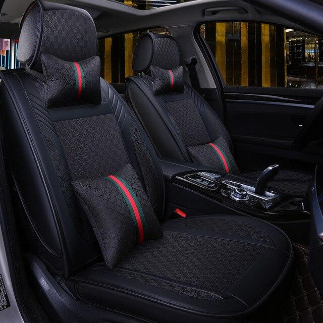 Автокресло Обложки Авто аксессуары для интерьера для Vw Golf 3 4 5 6 7 Golf Gti Mk2 Mk3 Mk4 mk5 Mk7 R Golf7