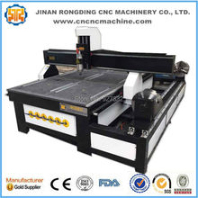 2017 good quality 3d Cnc wood router with rotary machine for mdf acrylic