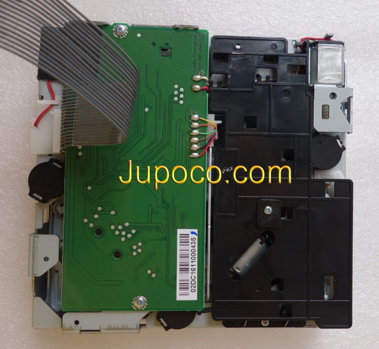 100% NEW AND ORIGINAL AUDIO SINGLE CD LOADER RD5 RD4 RD45 CD LOADER FOR PEUGEOT 18pins цены