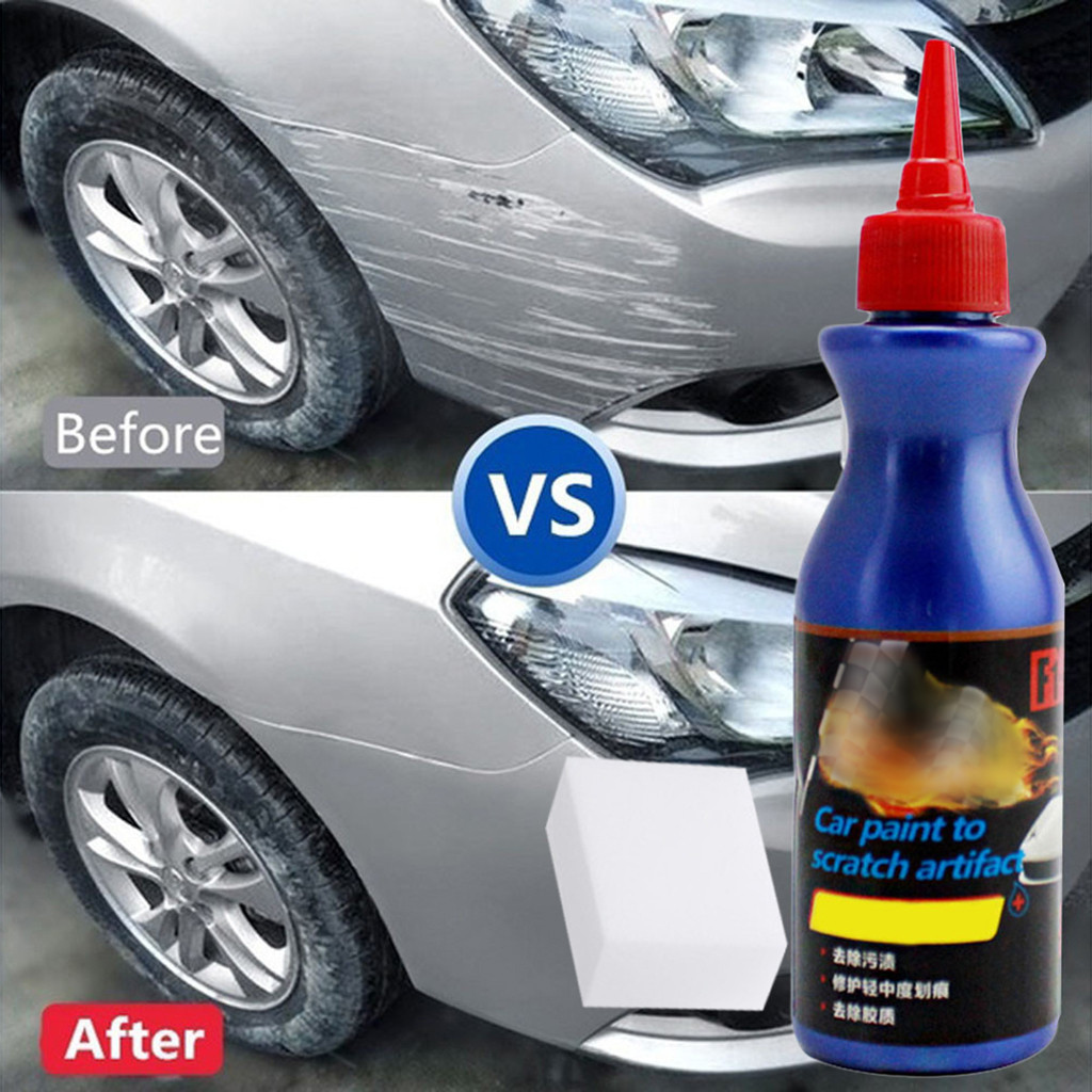 Coat Paint Scratch New Car Auto--40 Polishing-Wax Repair-Remover 1set 100ML