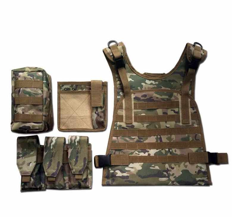 Спецназ спецназ жилет сумка армейские фанаты рюкзак косплей CS полиция PLAYERUNKNOWN'S BATTLEGROUNDS нагрудные сумки