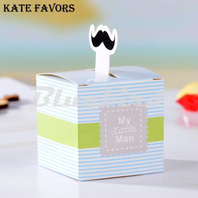 Baby Shower Favors Boxes And Bags Candy Box Souvenirs Wedding Gifts