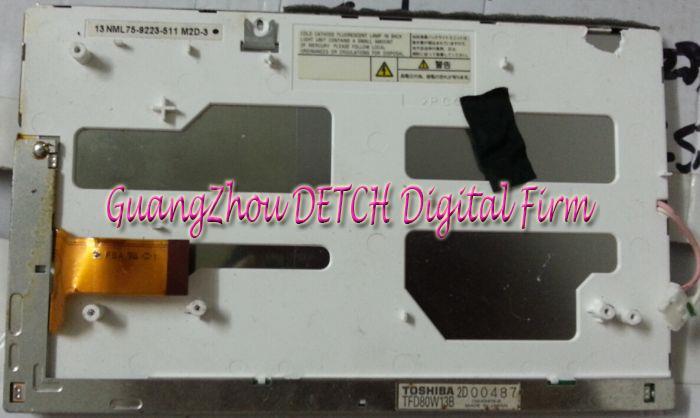 где купить  Industrial display LCD screen 8-inch  TFD80W13B LCD screen  по лучшей цене