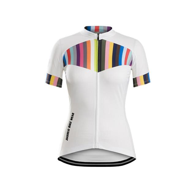 NEW Women Hot Customized 2016 JIASHUO pro   road RACING Team Bike Pro  Cycling Jersey   Wear   Clothing   Breathing Air 9f8ae6d05