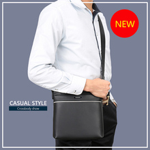 Casual Leather Men's Bag
