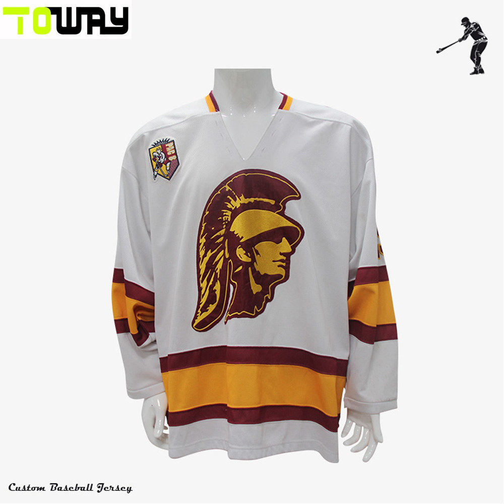 979164f0378 Custom made sublimation Canada team set ice hockey shirt, wholesale ice hockey  jersey can add patch work or 4XL 5XL