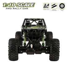 ET Original RC Car High Speed RC Buggy Monster Truck 1/10 2.4G Radio Control Off-Road RTR Updated Version HBP1001