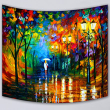 2017 mmuju home Decor wall hanging blanket tapestry beach throw towel printed supersoft tapestries high quality fabric no fade