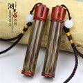 Ouro bolsa de seda e mosaico de palitos extintores de pó cone frascos de rapé não são de atacado