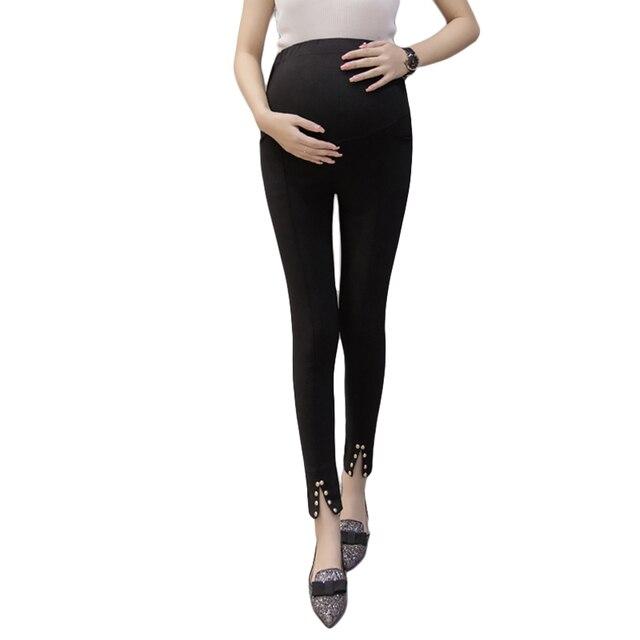 Сделать новые зимние брюки беременных женщин беременных женщин леггинсы моды, воспитать в себе мораль