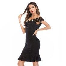 MUXU sexy off shoulder fashion black dress summer backless vestidos mesh transparent lace top sundress strapless ladies dresses