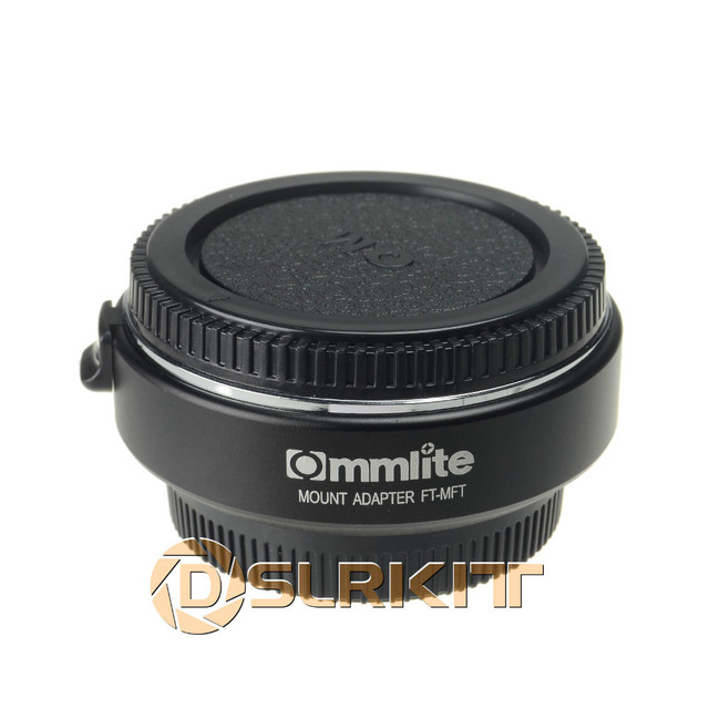 Electronic Auto Focus Lens Mount Adapter Ring for 4/3 Lens to Olympus M4/3 Camera for Olympus E1 E2 E3 E-P3 E-PL3 E-PM1 E-PL2